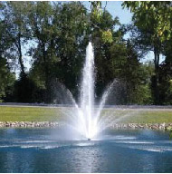 aquamaster, foster lake and pond management, lake and pond management raleigh, lake and pond management charlotte, lake fountains, pond fountains