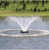 powerhouse fountains, foster lake and pond management, lake and pond management raleigh, lake and pond management charlotte, lake fountains, pond fountains