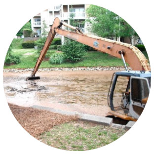 Foster Lake | Our Lake and Pond Management Services in